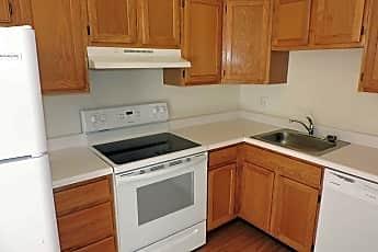 Kitchen, Timber Falls at Blakely, 1