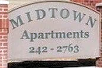Community Signage, 1030 Teller Ave, 0