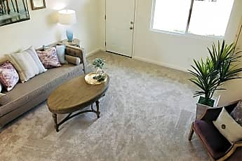 Living Room, 1032 Emory St, 2