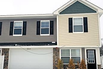 Building, 8039 Abercrombie Ln, 1