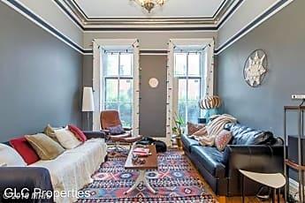 Living Room, 910 N Calvert  St, 0