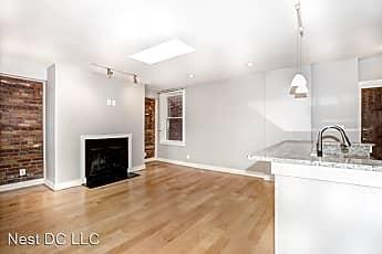 Living Room, 1451 Harvard St NW Unit 7, 0