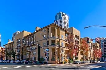 Building, 301 W G St, 0
