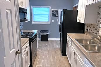 Kitchen, Room for Rent -  114, 0
