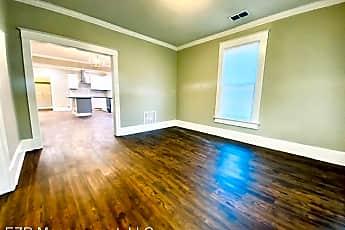 Living Room, 1029 Bruce Street, 1