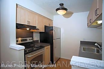 Kitchen, 1535 SW Clay Street Unit 203, 0