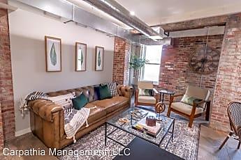 Living Room, 310 E 1st St, 0