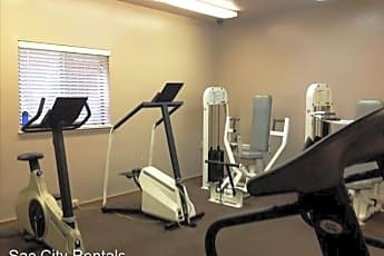 Fitness Weight Room, 3348 Shadow Park Pl, 2