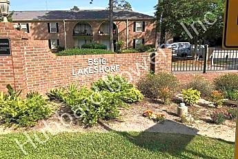 Community Signage, 5516 Lakeshore Dr, 0