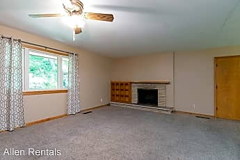 Living Room, 2307 Anderson, 0