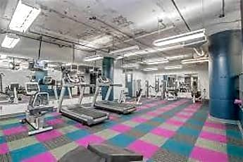 Fitness Weight Room, 1122 Jackson St 318, 2
