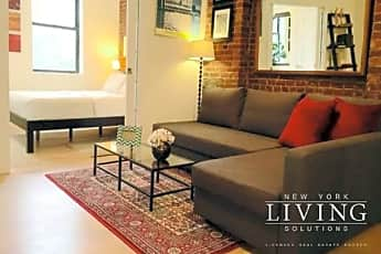 Living Room, 416 W 49th St, 0