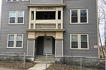 Building, 42 Lewis St, 0