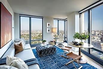 Living Room, 250 Ashland Place, 0