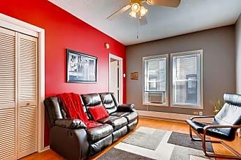 Living Room, 1821 1st Avenue South, 1