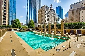 Pool, 1200 Main St 503, 2