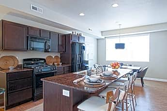 Dining Room, Solameer Townhomes, 0