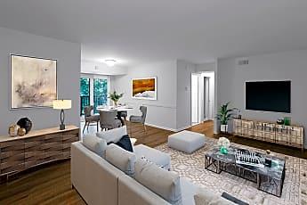Living Room, Foxwood, 1