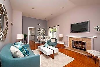 Living Room, 300 COMMANDER LN, 0