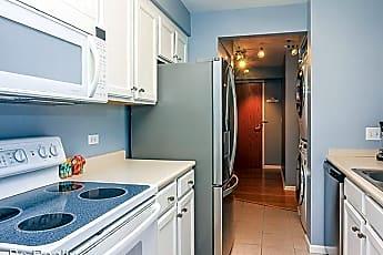 Kitchen, 345 N LaSalle St #803, 1