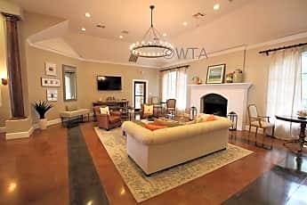 Living Room, 4701 Monterrey Oaks Blvd, 2
