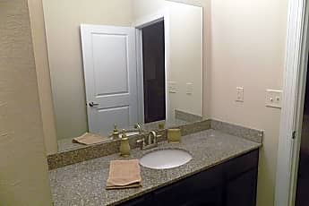 Bathroom, Abbey Glen Apartment Homes, 2
