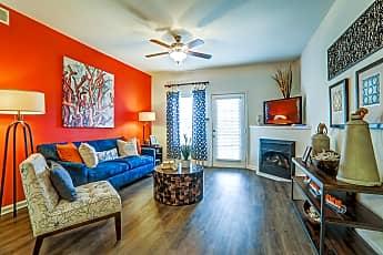 Living Room, Marcus Pointe Grande, 1