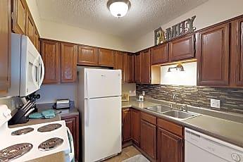 Kitchen, Castlerock Apartments, 1