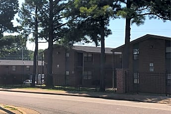 Chickasaw Place Apartments, 0