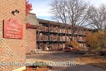 Building, 99 Cedar St, 1