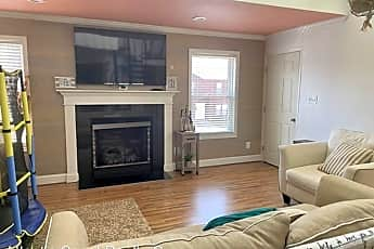 Living Room, 2104 Point Hollow Ct., 1