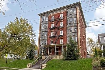 Building, Campus View Apartments, 0