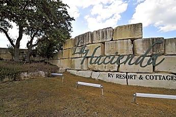 Community Signage, La Hacienda, 2