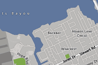 Building, 1619 Bayou Homes Dr, 2