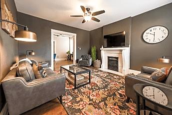 Living Room, 4068 Botanical Ave, 0