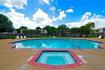 Pool, University Club Apartments - Waco, 0