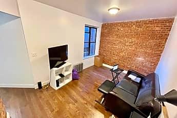 Living Room, 569 W 182nd St 4, 0