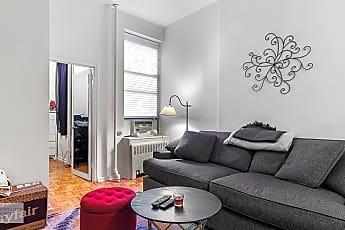 Living Room, 306 W 18th St, 0