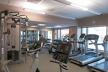 Fitness Weight Room, 520 S State St Apt 506, 2