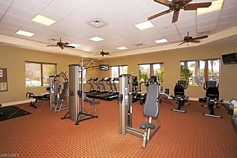 Fitness Weight Room, 10095 Mimosa Silk Dr, 2