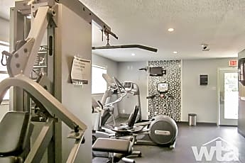 Fitness Weight Room, 400 W St Elmo Rd, 2