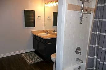 Bathroom, 1225 W. Prospect Rd. #Q26, 2