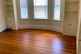 Living Room, 161 Belmont St, 1