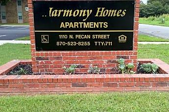 Harmony Homes Apartments, 1