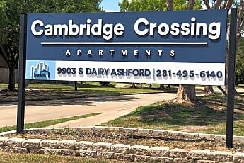 Cambridge Crossing, 1