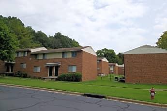 Franklin Court Apartments, 0