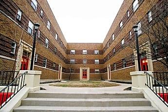 Building, 1407 Howard St, 0
