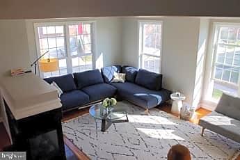 Living Room, 2510 Patricia Roberts Harris Pl NE, 1