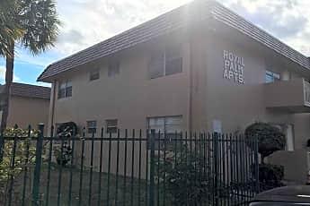 Building, Royal Palm Apartments, 0