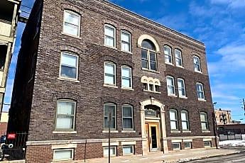 Building, 108 E St Clair St, 0